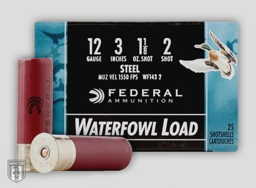 2 Steel Shot Ammo at Ammo com: #2 Steel Shot Explained