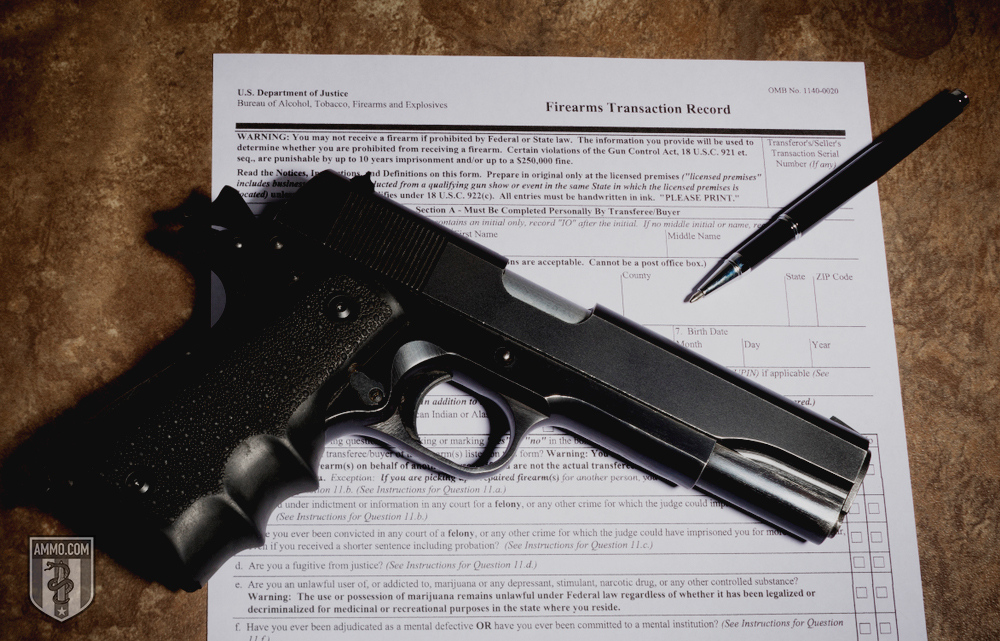 Gun Background Checks: How the State Came To Decide Who Can and