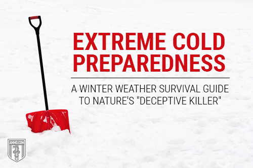 Extreme Cold Preparedness: A Guide to Surviving Winter Weather