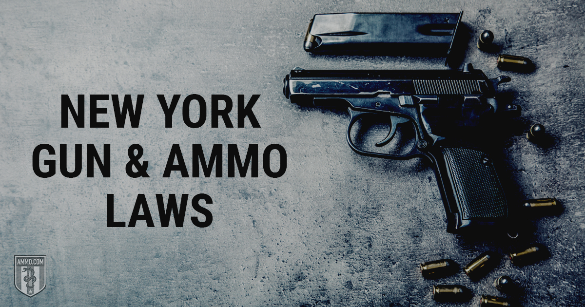 New York Gun & Ammo Laws: How New York Treats the 2nd Amendment