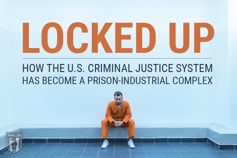 Locked Up: How the Prison-Industrial Complex Puts So Many Americans
