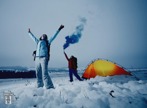 surviving in the outdoors an emergency guide